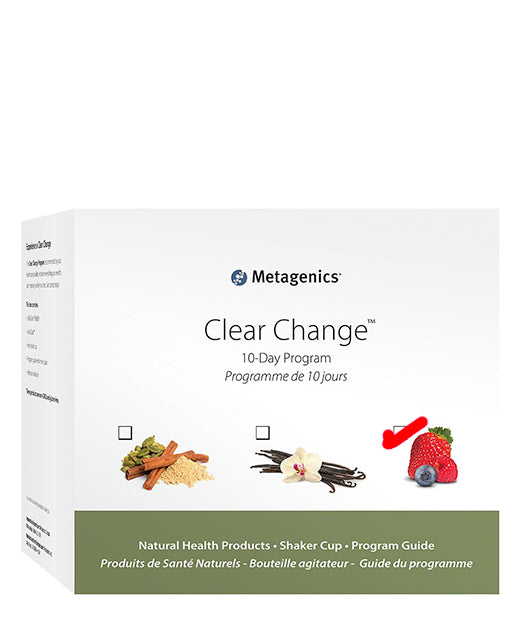 Clear Change 10-Day Detox (Berry)