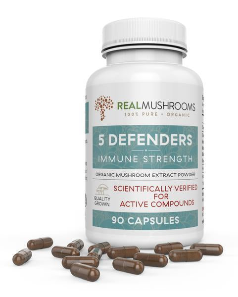 5 Defenders Immune Strength (FEATURED PRODUCT)