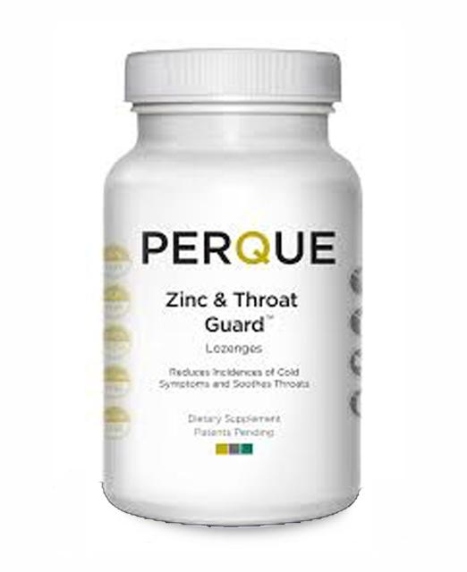 Zinc+Throat Guard Lozenges