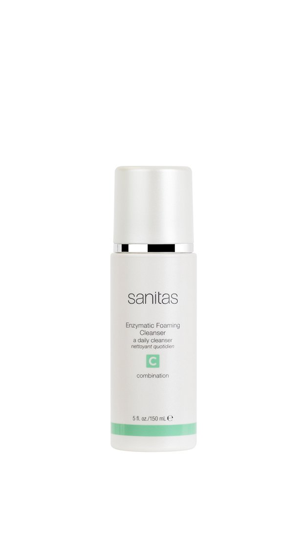 Enzymatic Foaming Cleanser