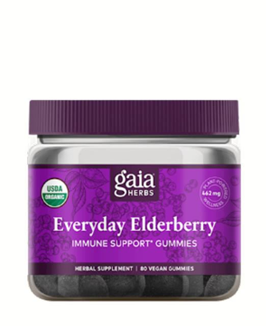 Everyday Elderberry Gummies