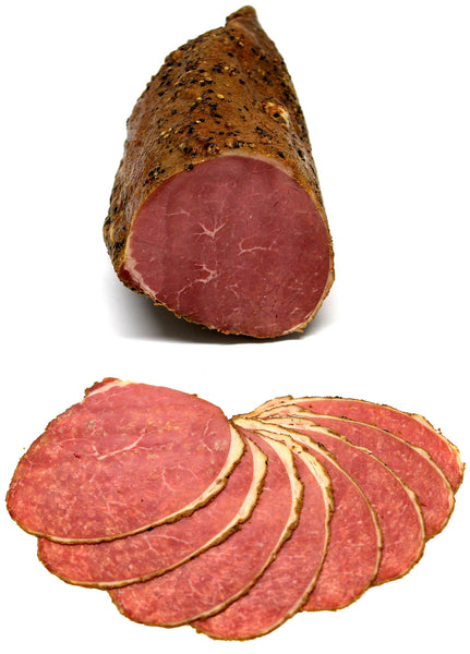 Sliced Pastrami