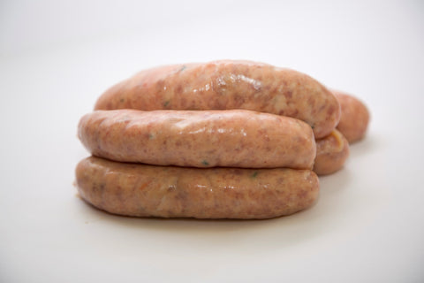 Pork, Lemon & Parsley Sausage