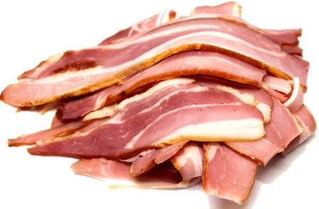 Bacon Ends Sliced