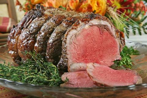 Rolled Roast Beef
