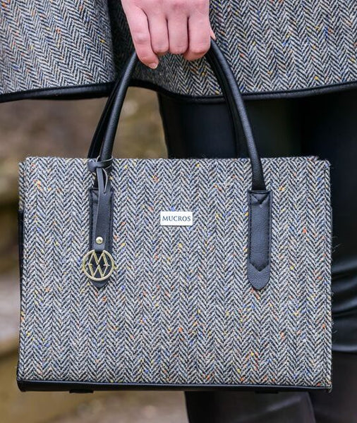 Mucros Gray Aoife Bag