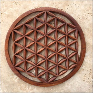 Flower of Life by Blue Frog Company