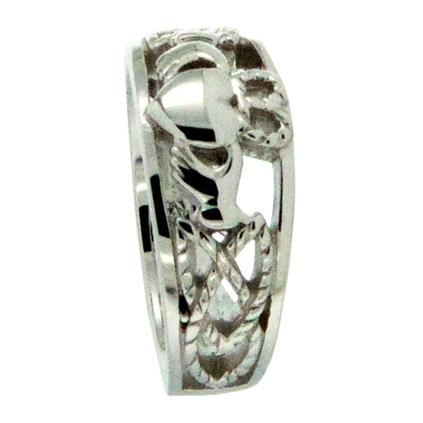 Claddagh Small Ring