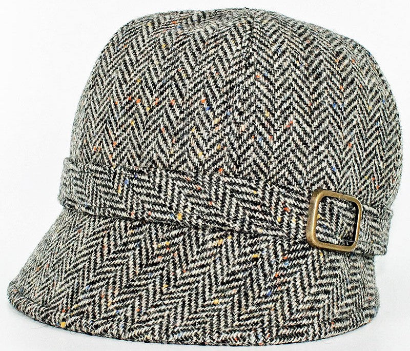 "Mucros Weavers Wool ""Flapper"" Hat"