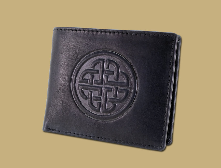 "Lee River ""Conan"" Leather Wallet"