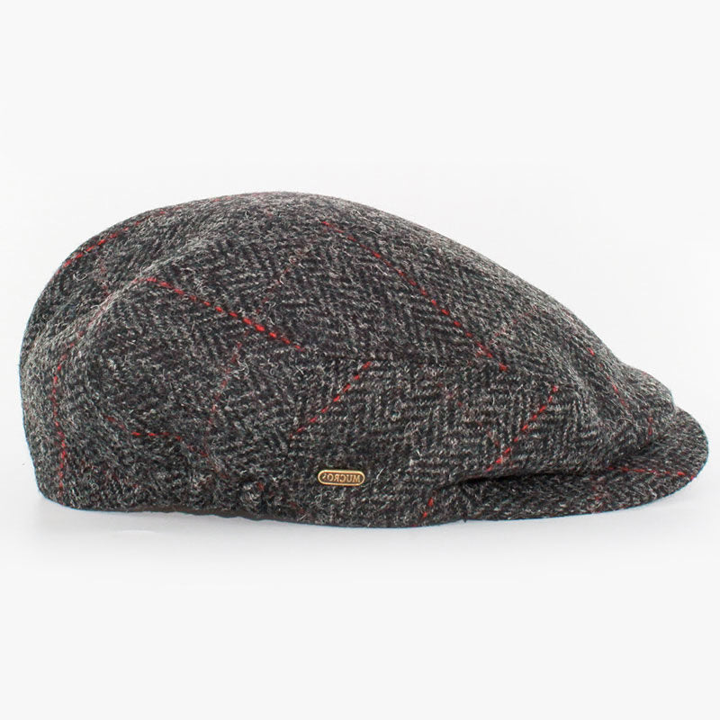 "Mucros Weavers ""Kerry"" Wool Cap"