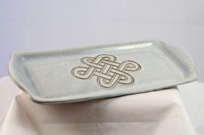 Island Stoneware Narrow Rectangle Tray