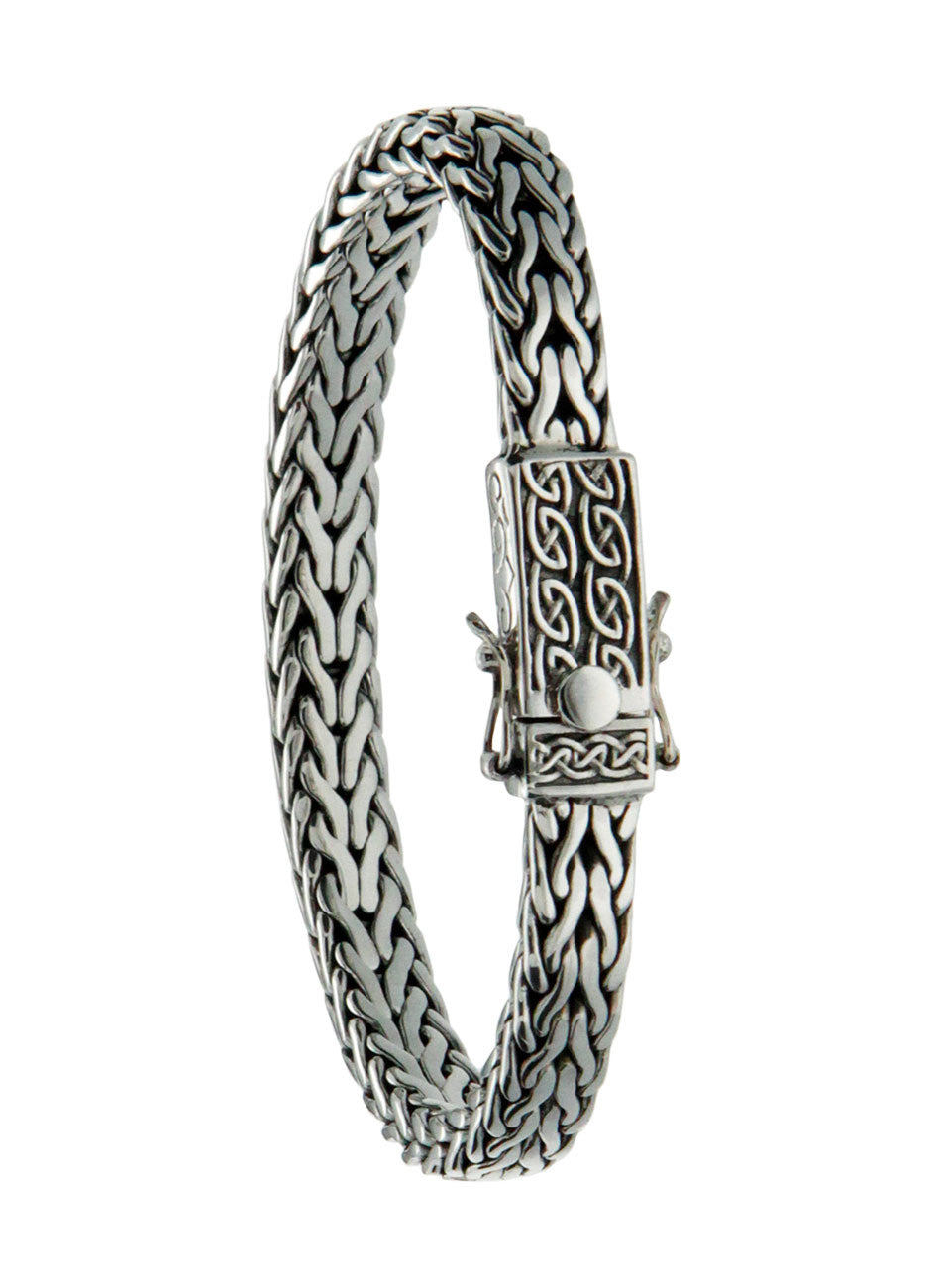 Dragon Weave Bracelet - Celtic Square