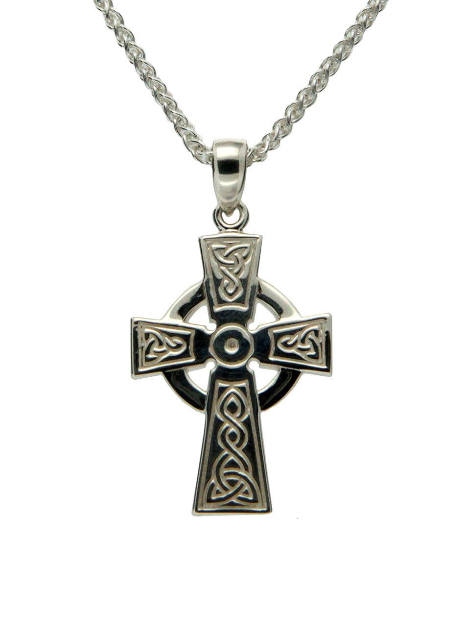 Celtic Cross - Sterling Silver, 10k, or 14k - Medium