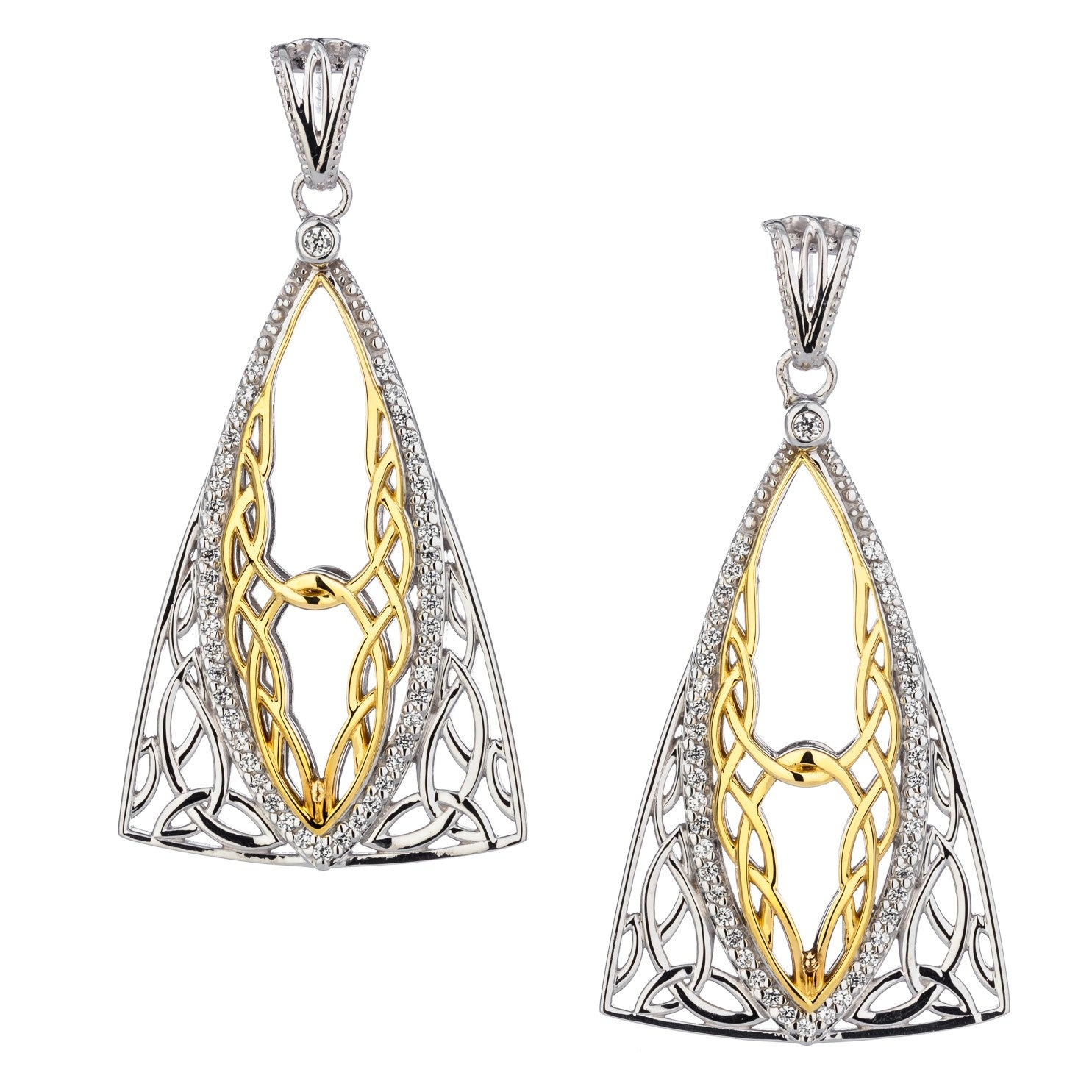 Tower Gateway Earrings
