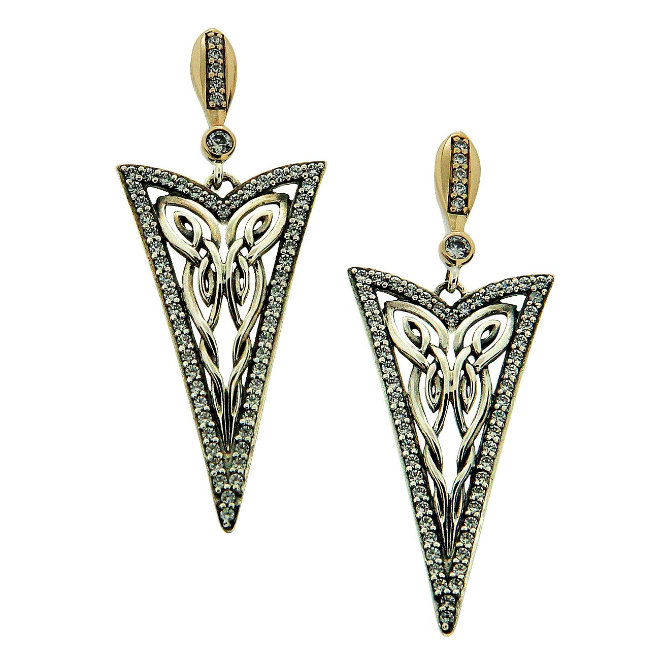 Butterfly Gateway Earrings