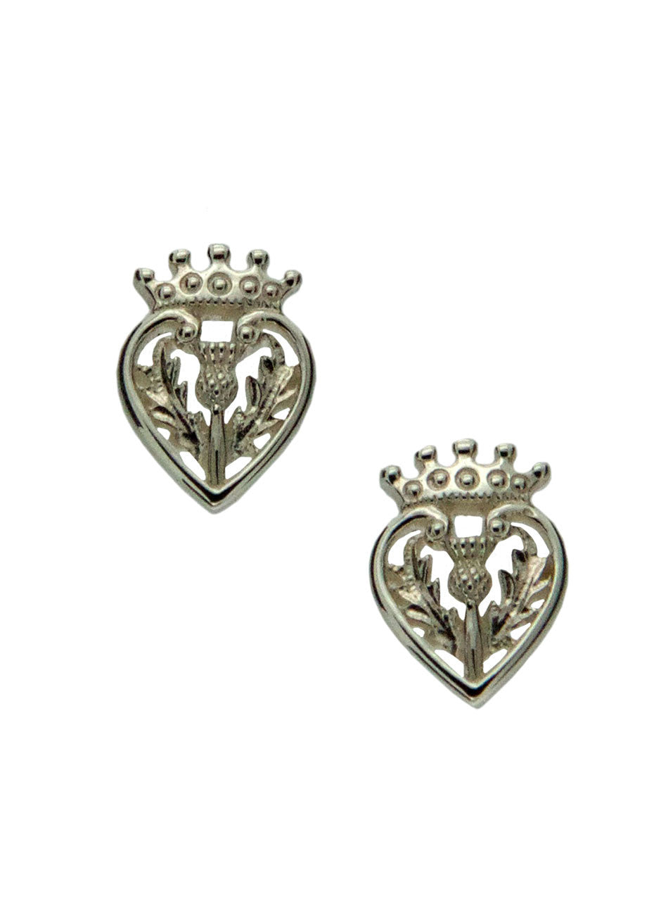 Scottish Luckenbooth Earrings