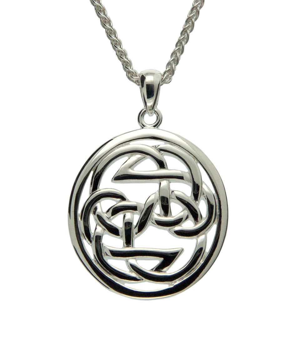 Path of Life - Lewis Knot Pendant