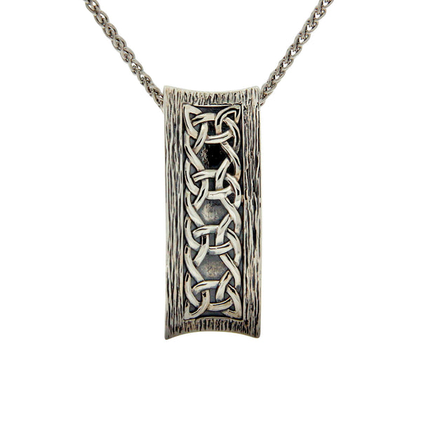 Scavaig Pendant - Sterling Silver