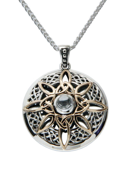 Norse Forge Compass Pendant