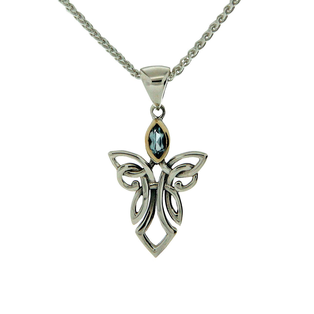 Guardian Angel Pendant - Small