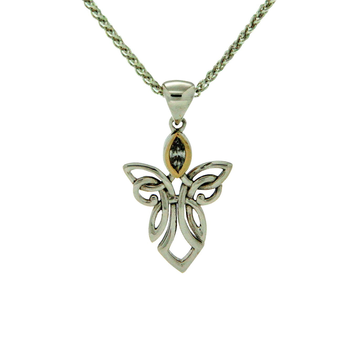 46bb86ab251 Guardian Angel Pendant - Small - Celtic Creations