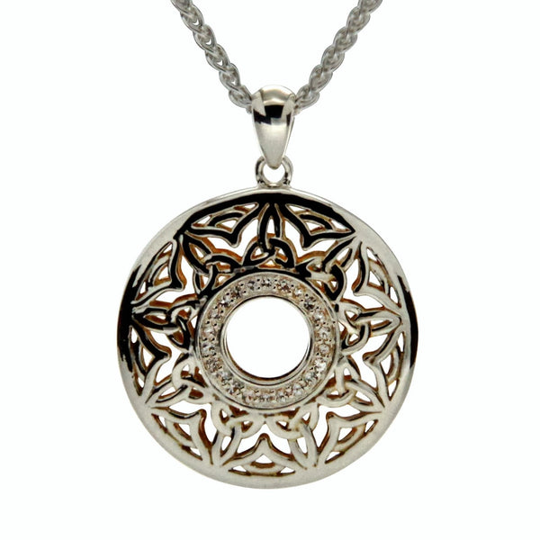 Window to the Soul Trinity Pendant-Stone Set