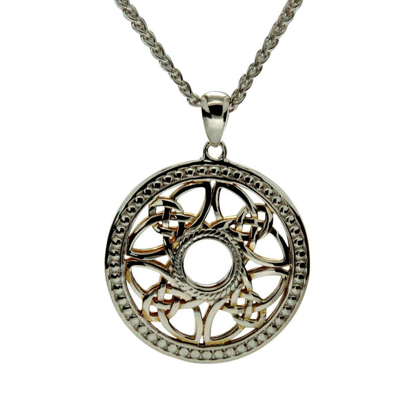 Window to the Soul Trinity Pendant