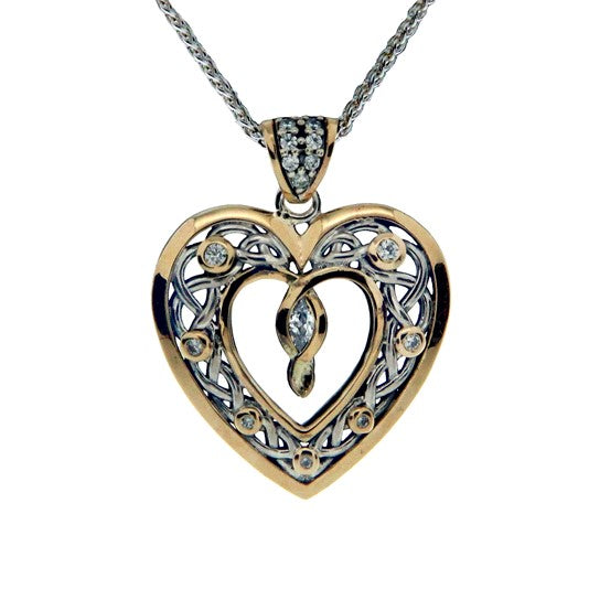 Celtic Heart Pendant