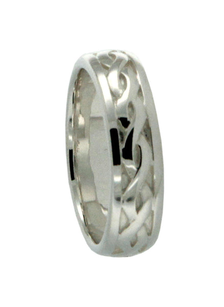 Harrow Ring Sterling Silver