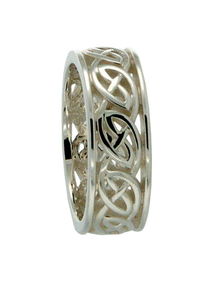 Ness Ring - Sterling Silver