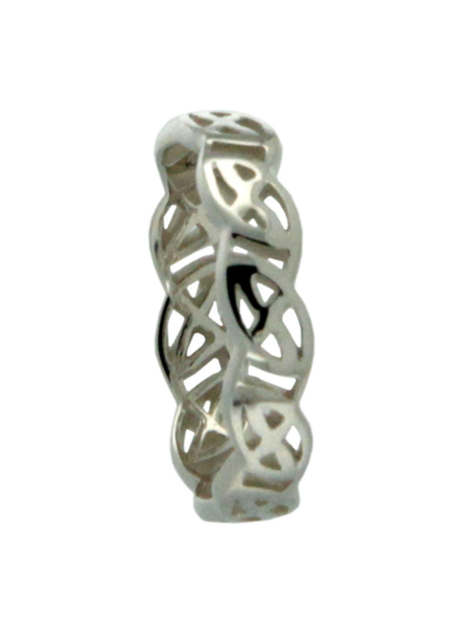Lomond Ring Sterling Silver