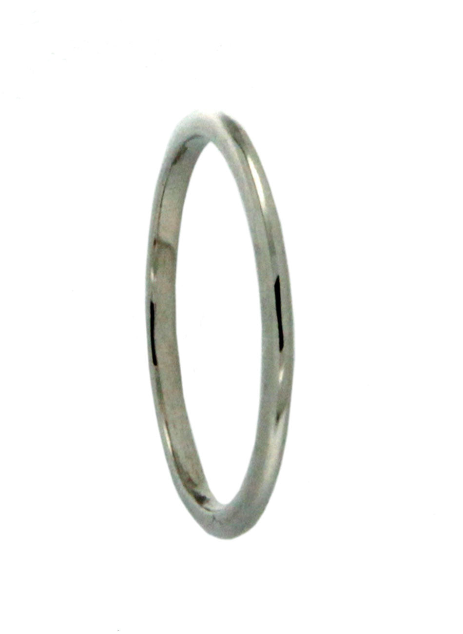Esk Rail Ring Sterling Silver
