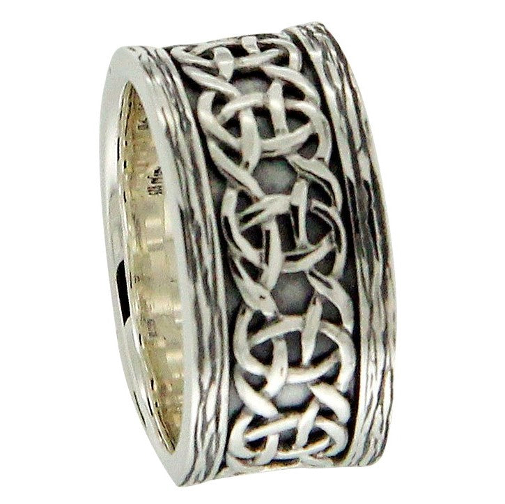 Norse Forge Scavaig Ring Sterling Silver