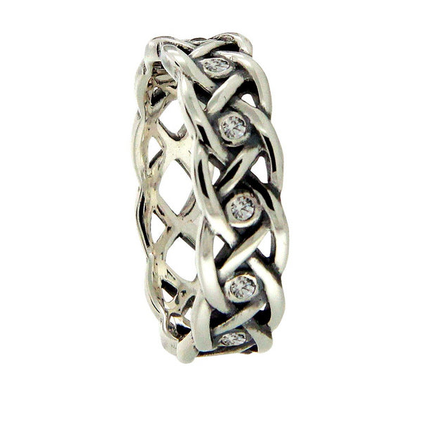 Ceres Knot Ring