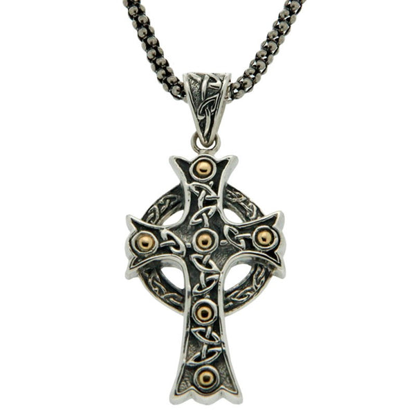 Ornate Cross Pendant
