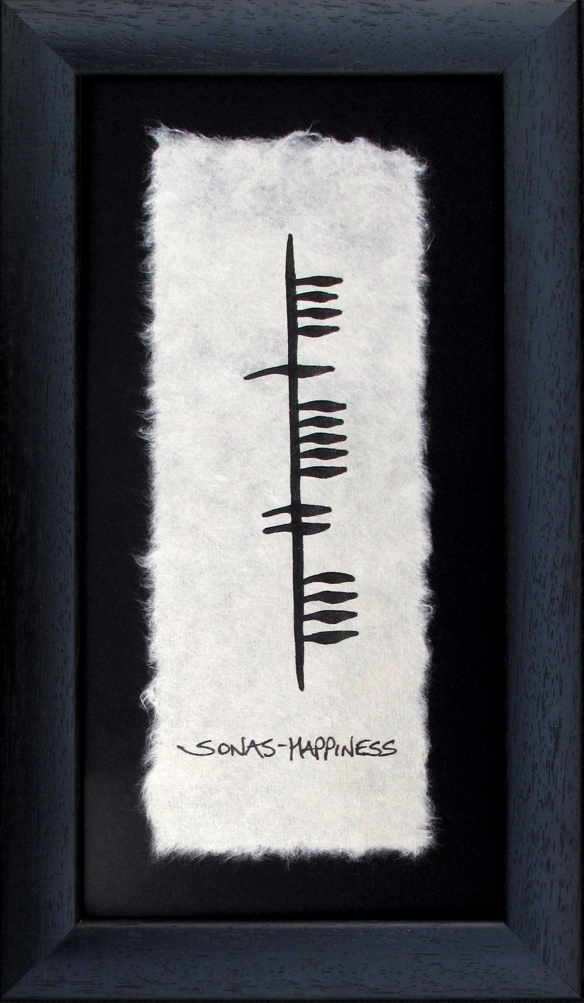 Ogham Wishes - Happiness, Sonas