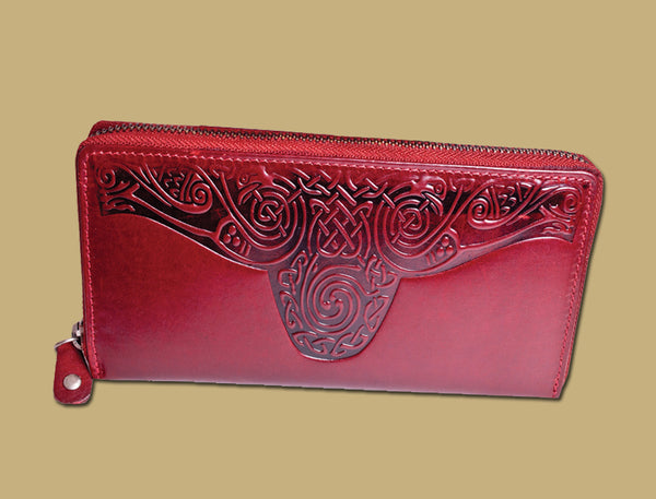 "Lee River ""Roisin"" Leather Wallet"