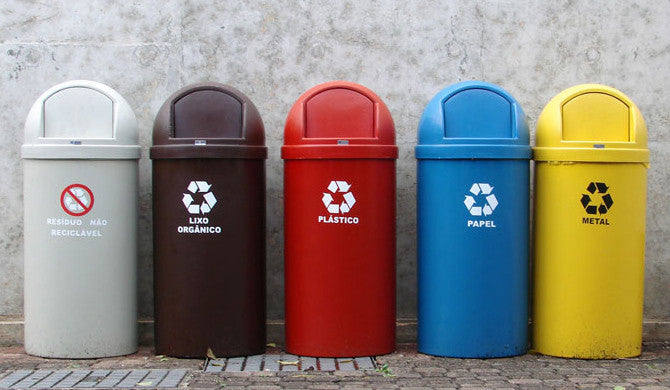 EcoScraps - A Simple List of What Can and Cannot Be Recycled