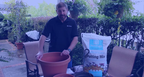 How to Choose the Right Pot and Soil for your Container Garden
