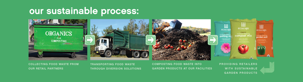 Our sustainabile process
