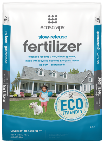 Ecoscraps® Slow-Release Fertilizer