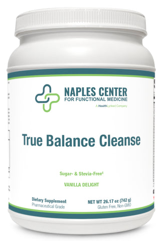 True Balance Cleanse Vanilla Delight  - Sugar & Stevia Free