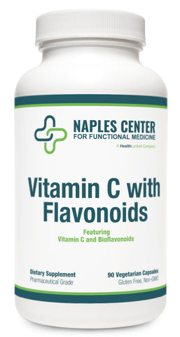 Vitamin C with Flavanoids