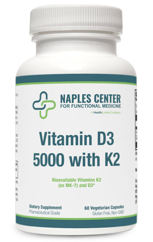 Vitamin D3 5000 with K2
