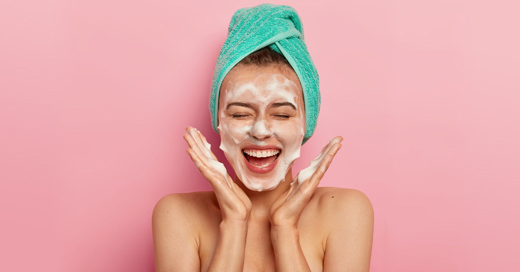 Cater your facial products to your skin type