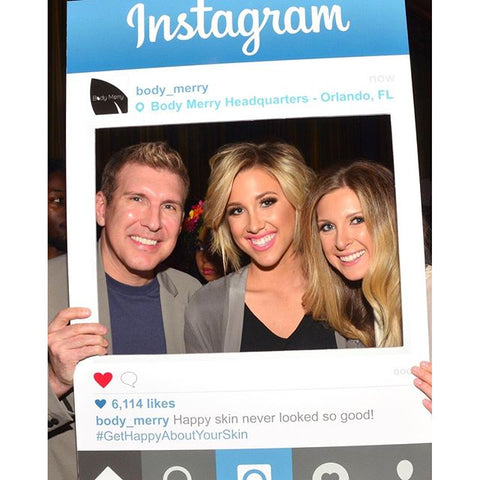 chrisley knows best celebrity connected