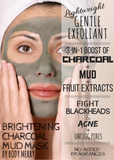 Brightening Charcoal Mud Mask