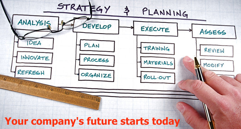 Strategic Planning - Affirm Consulting, LLC