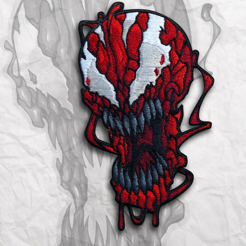 Carnage Embroidery Morale Patch